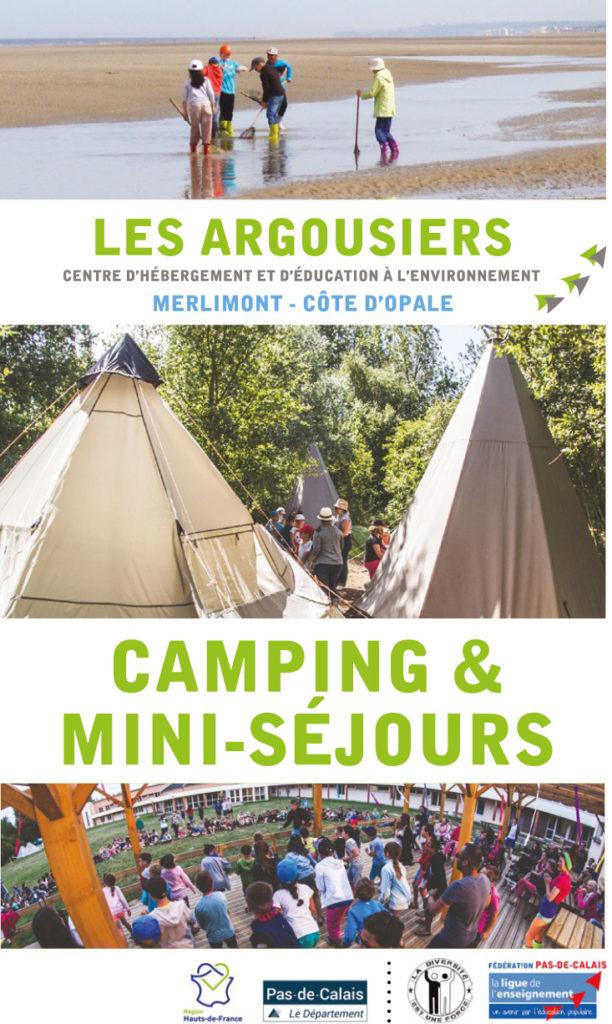 Camping & mini-séjours Les Argousiers 2018