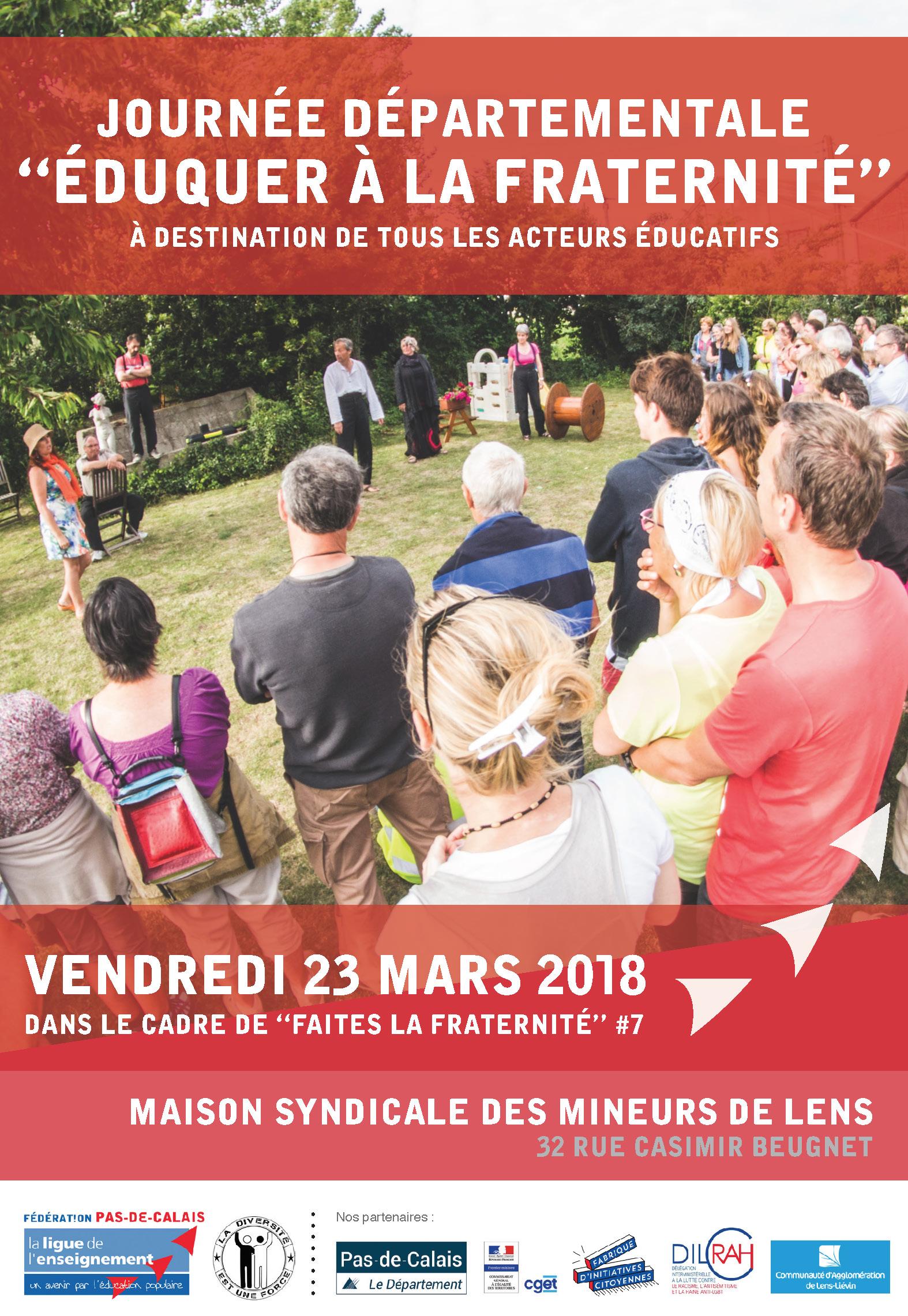 Invitation 23 mars_Journée départementale Eduquer à la fraternité à Lens_Page_1