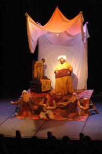Sortie au théâtre dans le cadre du dispositif « Arts de la Scène au Collège ».